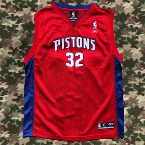 Detroit Pistons NBA Hamilton Jersey
